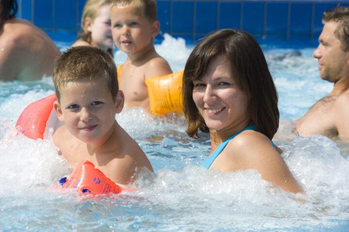 Eltern-und Kind- Schwimmen