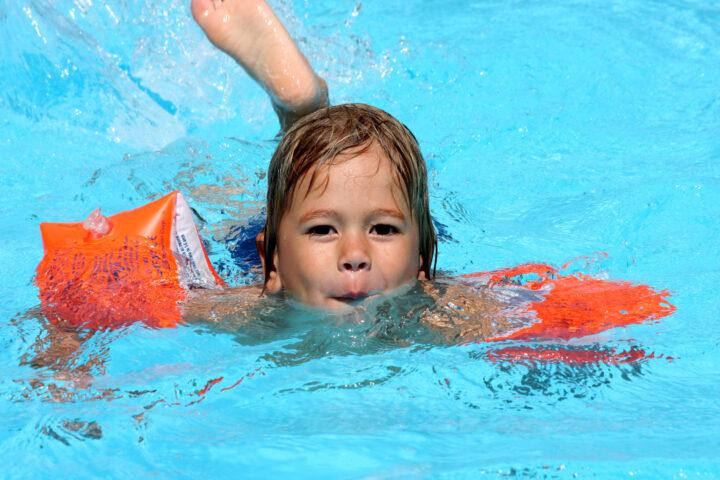 Anfängerschwimmkurs